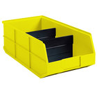 Metro MB40130 Divider for MB30130Y, MB30138Y, and MB30164Y Yellow Nesting Bins - 24 / Pack