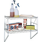 Metro Erecta 12WS52C 12 inch x 48 inch Chrome Shelf Wall Kit