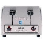 Waring WCT800RC Heavy Duty 4 Slice Commercial Toaster 120V