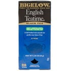 Bigelow English Teatime Decaffeinated Tea - 28 / Box