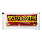 Taco Sauce - (200) 9 Gram Portion Packets / Case   - 200/Case