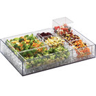 Cal-Mil 1399-12 Cater Choice System Clear Ice Housing - 24