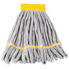 Unger ST30Y 11 oz. Yellow Medium Duty Microfiber String Mop Head