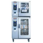 Rational 60.71.927 Stacking Kit with Casters for 61 on 101 Combi Duo Ovens