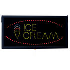 Aarco Ice Cream LED Sign