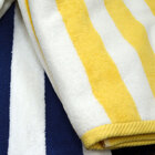 Hotel Pool Towel - Yellow Stripe 30