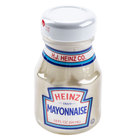Heinz Mayonnaise - (60) 1.80 oz. Mini Bottles / Case - 60/Case