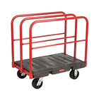 Rubbermaid 4467 Table Truck - 36 inch x 24 inch (FG446700BLA)