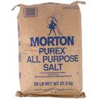 Morton 50 lb. Bulk Non-Iodized Table Salt