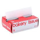 Durable Packaging BT-8 Interfolded Bakery Tissue Sheets 8 inch x 10 3/4 inch - 1000/Pack