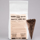 Carnival King Chocolate Waffle Cone Mix 5 lb. Bag