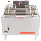 Star Max 301HLF 15 lb. Commercial Countertop Deep Fryer 5300W