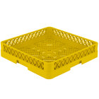 Vollrath TR2 Traex Full-Size Yellow Flatware Rack