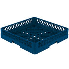 Vollrath TR1 Traex Full-Size Royal Blue 4 inch Open Rack