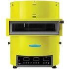 Turbochef Fire FRE-9500-3 Yellow Countertop Pizza Oven