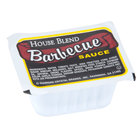 Barbecue (BBQ) Sauce 1 oz. Portion Cup 100/Case - 100/Case