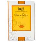 Novus Lemon Ginger Herbal Tea - 12/Box