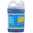 Diversey 95769089 64 oz. All High Efficiency Liquid Laundry Detergent - 4/Case