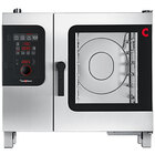 Cleveland Convotherm C4ED6.10GB Half Size Gas Combi Oven with easyDial Controls - 75,000 BTU