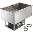 Vollrath FAC-3 Three Pan Drop-In Forced Air Cold Well - 120V