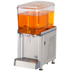 Crathco CS-1D-16 Single 4.75 Gallon Bowl Premix Cold Beverage Dispenser with Agitation Function