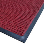 Cactus Mat 1425M-R35 Water Well I 3' x 5' Classic Carpet Mat - Red
