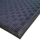 Cactus Mat 1426M-U46 Water Well II 4' x 6' Parquet Carpet Mat - Navy