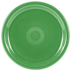 Homer Laughlin 749324 Fiesta Shamrock 9 inch Round Healthcare Plate - 12 / Case