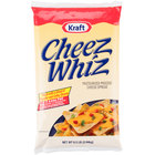 Kraft CHEEZ WHIZ 6.5 lb. Cheese Spread   - 6/Case