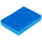 3M 9489 Scotch-Brite™ 5 inch x 3 1/2 inch Soft Scour Scrub Sponge   - 10/Pack
