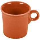 Homer Laughlin 453334 Fiesta Paprika 10.25 oz. Mug - 12 / Case
