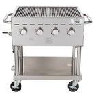 Backyard Pro C3H830 30 inch Stainless Steel Outdoor Grill