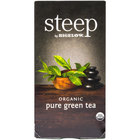 Steep By Bigelow Organic Pure Green Tea - 20/Box