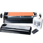 "Dexter-Russell 07946 12"" Manual Tri-Stone Knife Sharpener System"