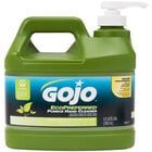 GOJO® 0937-04 1/2 Gallon Ecopreferred Pumice Hand Cleaner - 4/Case