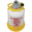 Micro Matic M5-808041 1.3 Gallon Beer Tap Cleaning Bottle for U Style Systems