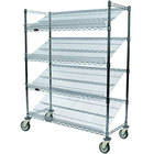 Eagle Group Merchandiser Racks  / Slant Racks
