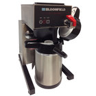 Bloomfield 1082AFL-120C E.B.C. Automatic Low Profile Airpot Coffee Brewer - Touchpad Controls, 120V (Canadian Use Only)