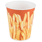 Dart Solo GRS16-00021 16 oz. Paper French Fry Cup - 1000/Case