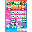 Garden Gold 5 Window Pull Tab Tickets - 3080 Tickets Per Deal - $1120 Total Payout