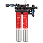 Everpure EV9761-12 QC7I Twin-XCLM+ Water Filtration System - 5 Micron and 4/3.34/2 GPM