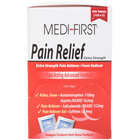 Medi-First 81148 Extra Strength Pain Relief Tablets - 250/Box