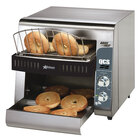 Star QCS1-500B Bagel Fast Conveyor Toaster with 1 1/2