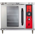 Vulcan ECO2D-208/1 Single Deck Half Size Electric Convection Oven with Solid State Controls - 208V, 1 Phase, 5.5 kW