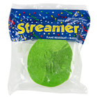 Creative Converting 077123 81' Fresh Lime Green Streamer Paper - 12/Case
