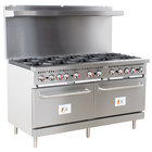 Cooking Performance Group S60-L Liquid Propane 10 Burner 60