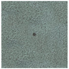 Grosfillex 99872025 36 inch Square Granite Green Outdoor Molded Melamine Table Top with Umbrella Hole