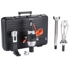 KitchenAid 400 Series Immersion Blender with 14 inch Blending Arm and 10 inch Whisk Attachment - 750W