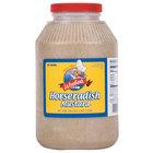 Woeber's 1 Gallon Horseradish Mustard - 4/Case