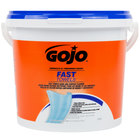 GOJO® 6298-04 Fast Towels Hand Cleaning Wipes 130 Count Bucket